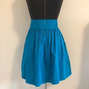 Circle/skater mini skirt